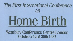 1stInternationalConference HomeBirthLogo