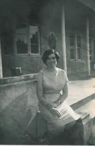 Gail Farquhar, c.1963